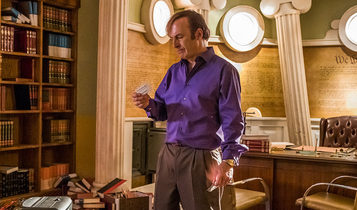 Bob Odenkirk Chats Jimmy vs. Saul With <em>EW</em>; <em>Bustle</em> on Cold Open