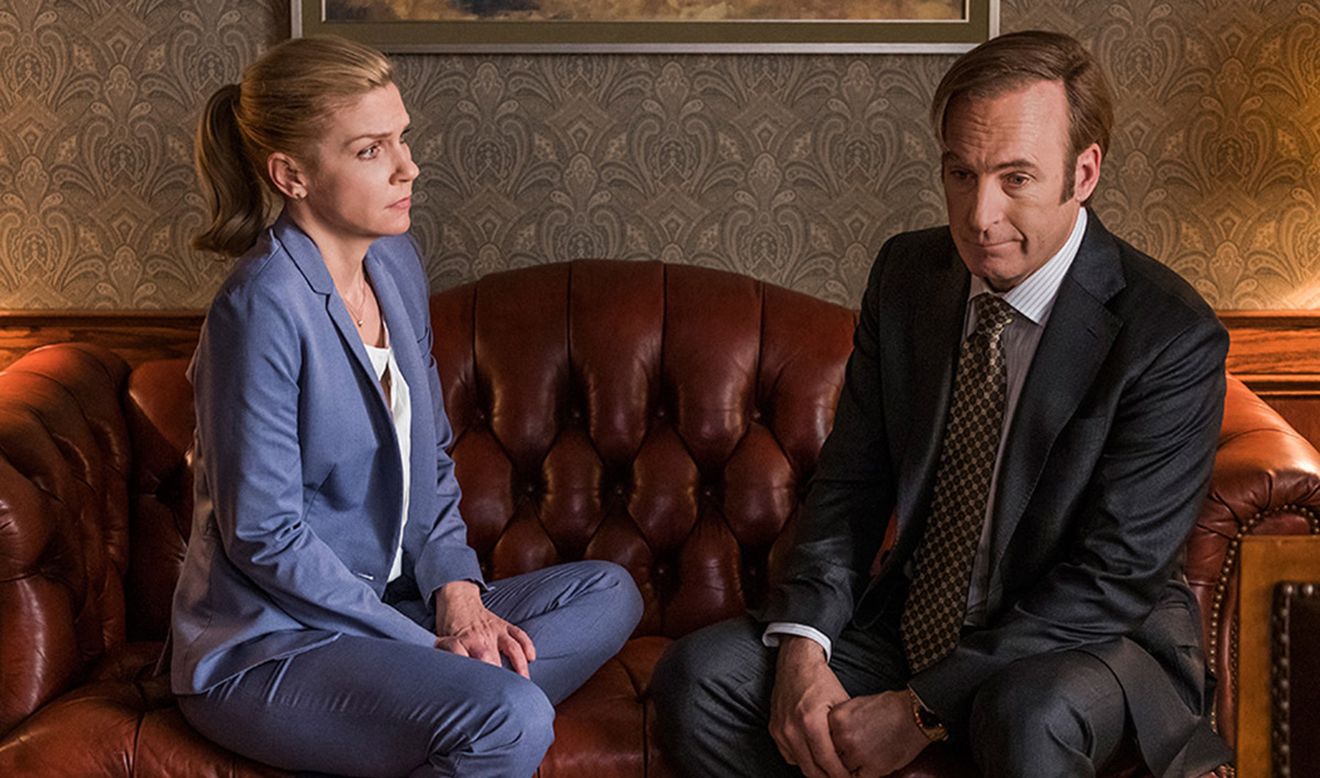 <em>Variety</em> Interviews Rhea Seehorn; <em>THR</em> Teases Glimpse of Gus&#8217; Superlab
