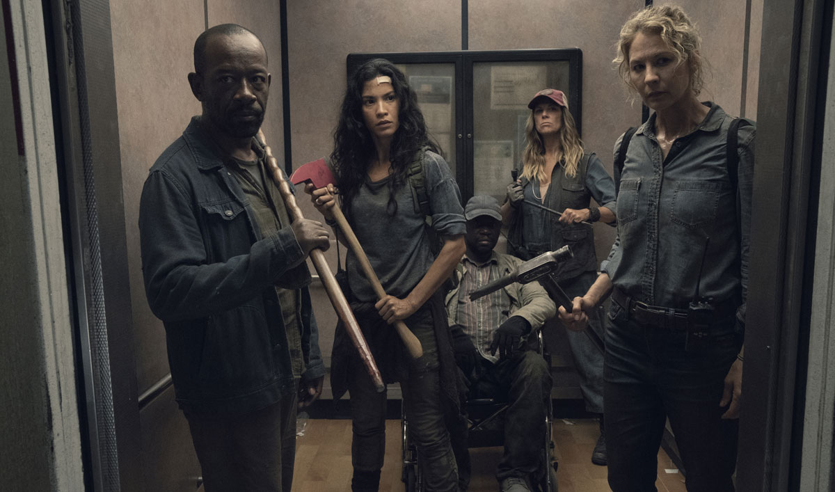 Inside <em>Fear the Walking Dead</em> Episode 15 — Why Morgan Is Willing to Sacrifice His Life to Save the Others