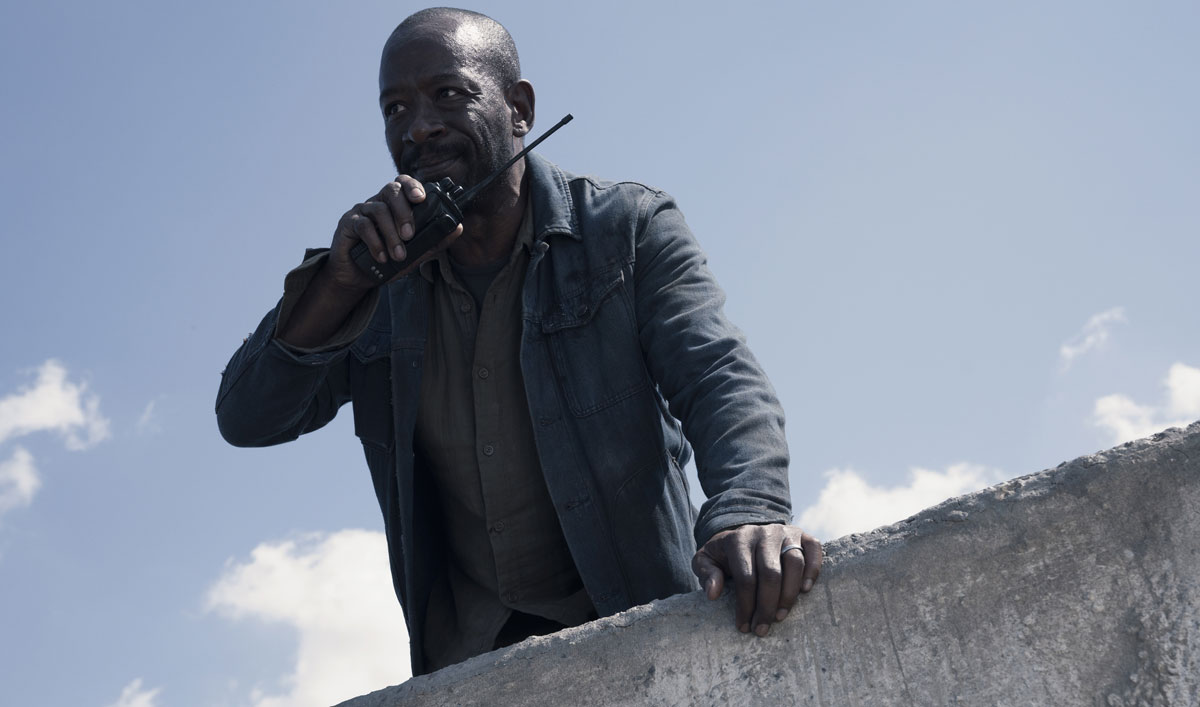 How Will Morgan Cope With Getting the Group Trapped? Watch <em>Fear the Walking Dead</em> Episode 15 Now