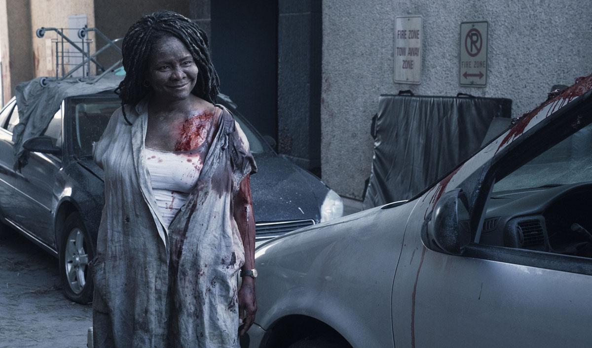 Sneak Peek of <em>Fear the Walking Dead</em> Season Finale — Morgan Receives an Ominous Message