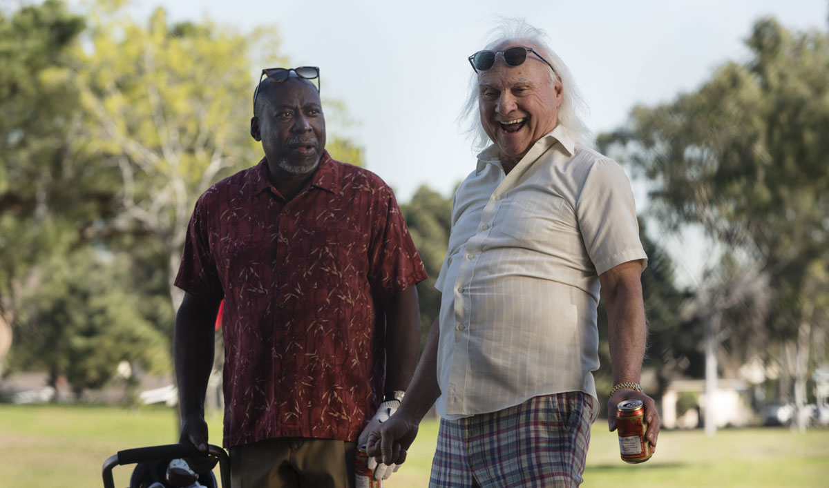 How Larry's Quest Shakes Things Up for Dud and Ernie