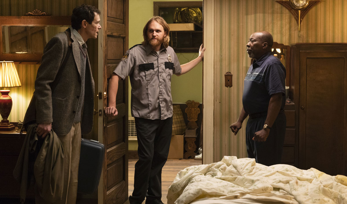 How Larry Put Everyone at Lodge 49 at Risk