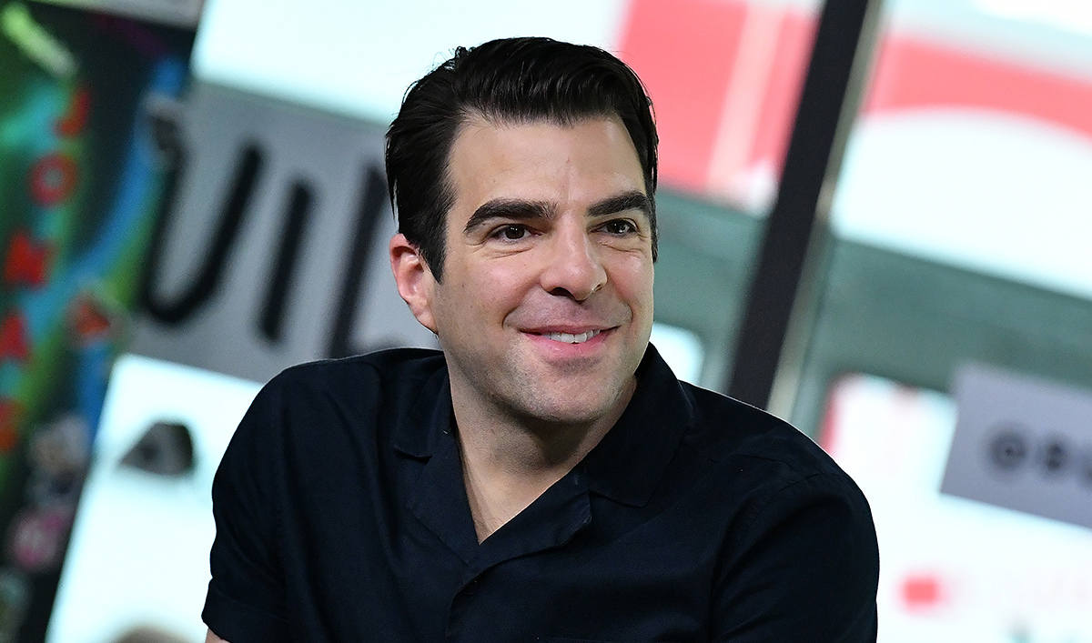 Zachary Quinto to Star in AMC's New Supernatural Horror Series <em>NOS4A2</em>