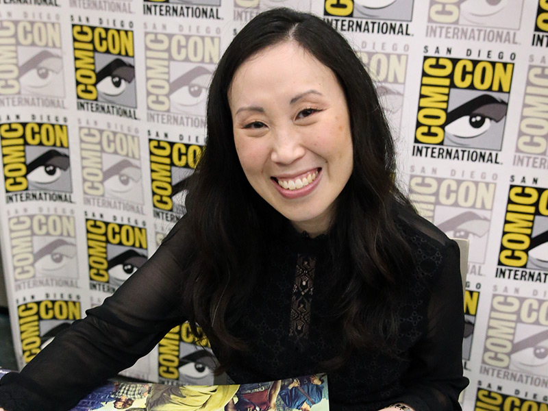 Angela Kang – Showrunner / Executive Producer / Writer