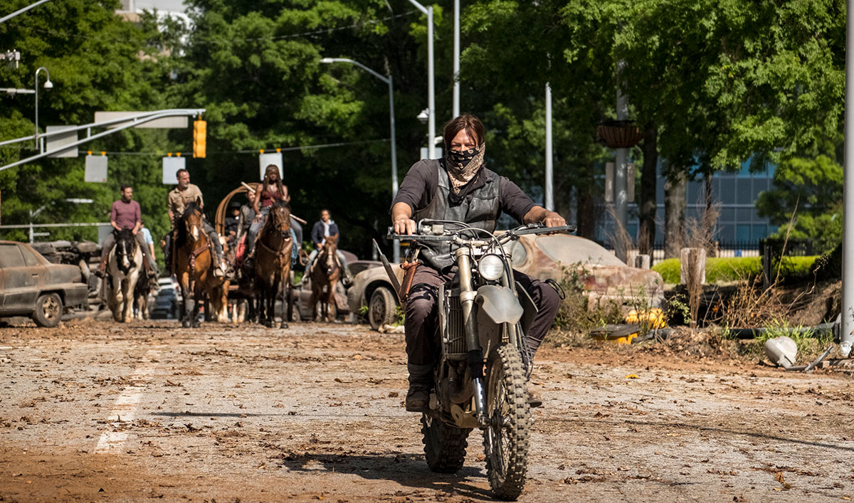 AMC Announces <em>The Walking Dead</em> NYCC Panel and Releases New Photos From Season 9