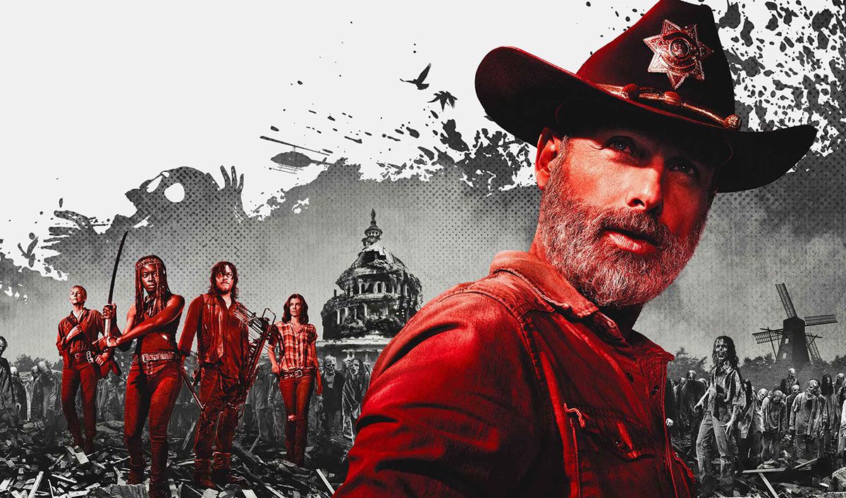 AMC Releases New Poster, Cast Portraits and Details From <em>The Walking Dead</em> Season 9