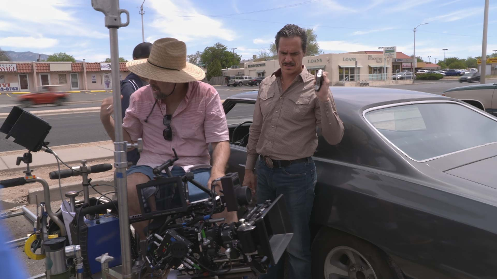 Making of Better Call Saul: Season 4, Episode 10
