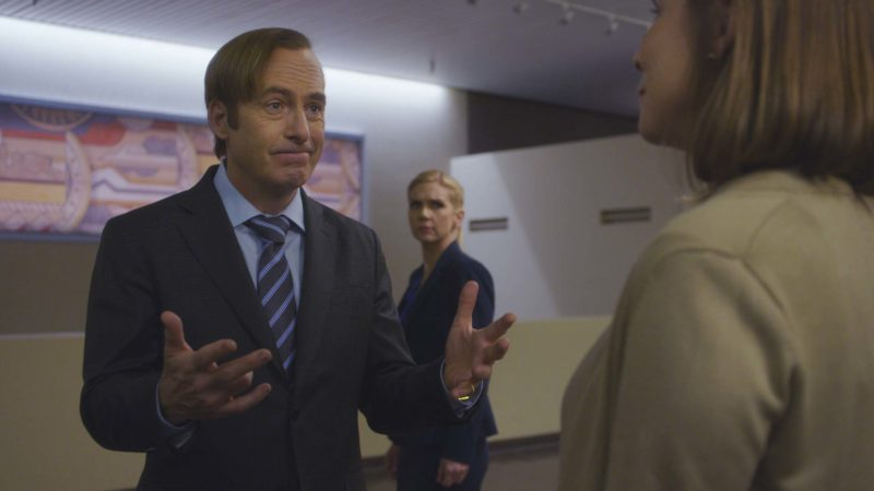 Better Call Saul Talked About Scene: Season 4, Episode 10