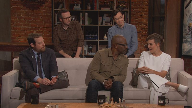 Talking Dead: Bonus Scene: Season 8, Episode 31
