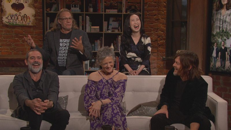 Bonus Scene: Talking Dead: Season 9, Episode 1