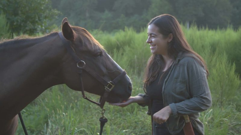 The Walking Dead: On Set With Alanna Masterson