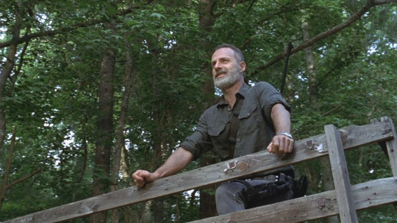 The Walking Dead: The Opening Minutes of the Season 9, Episode 2