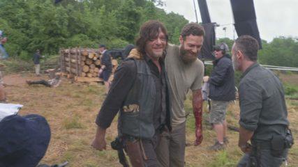 (SPOILERS) Making of The Walking Dead: Season 9, Episode 2