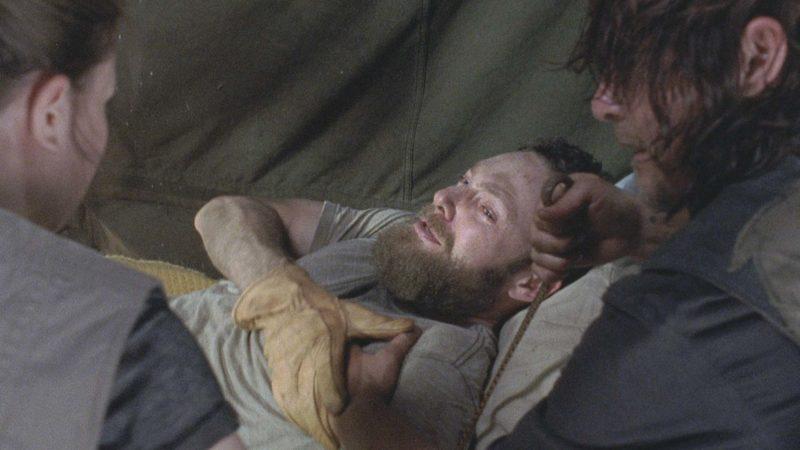(SPOILERS) The Walking Dead Talked About Scene: Season 9, Episode 2