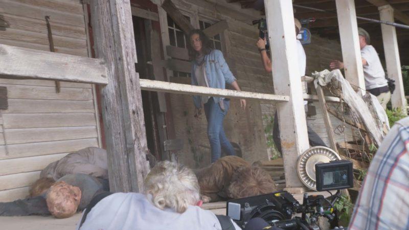 (SPOILERS) Making of The Walking Dead: Season 9, Episode 3