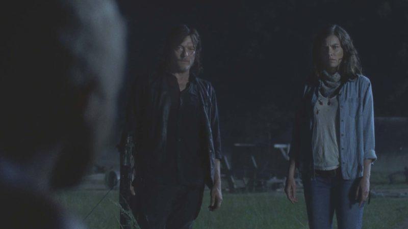 (SPOILERS) The Walking Dead Talked About Scene: Season 9, Episode 3