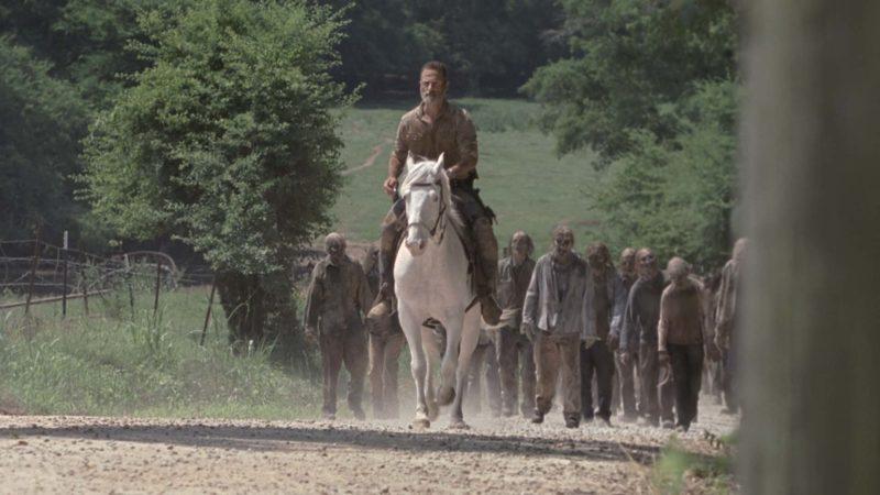 (SPOILERS) The Walking Dead Talked About Scene: Season 9, Episode 4