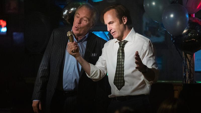 <em>TVLine</em> Calls <em>Saul</em> One of Decade's Best; <em>Rolling Stone</em> Says <em>Saul</em> Deserves Emmy