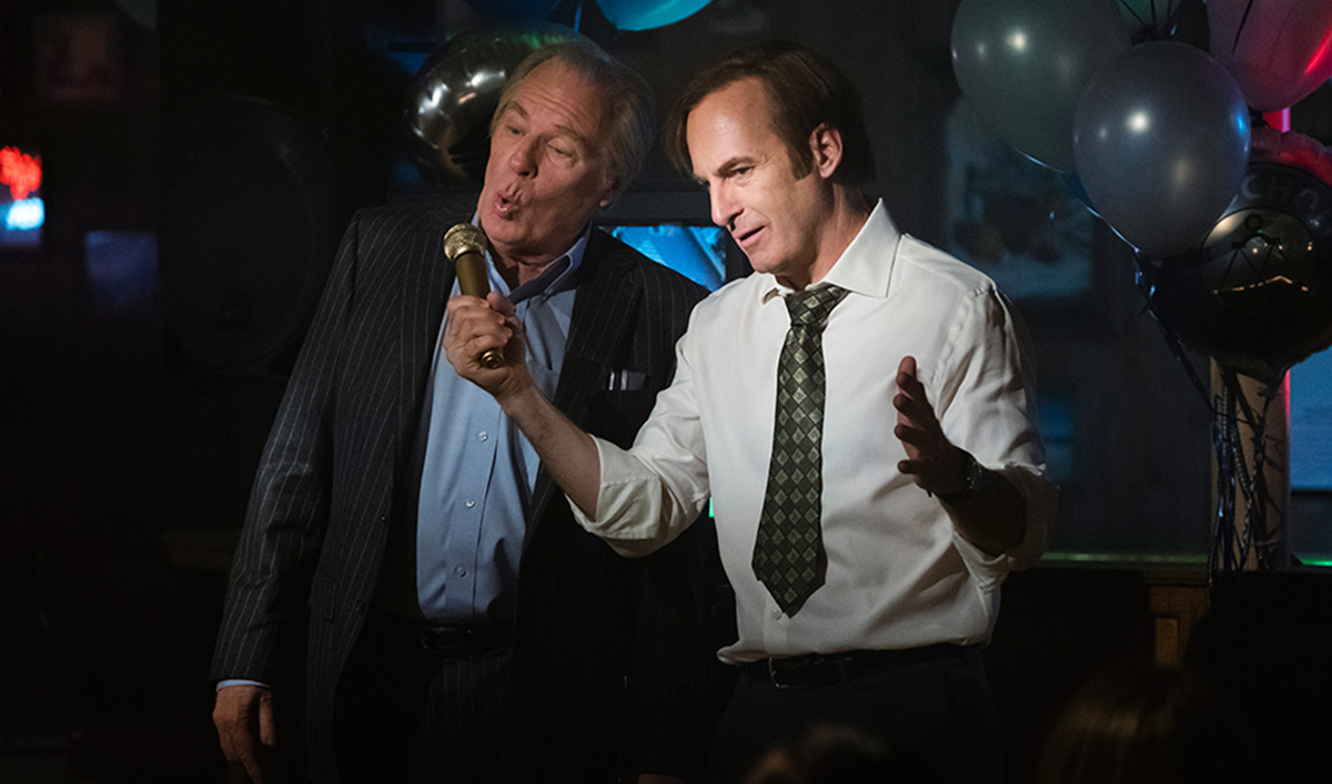 <em>TVLine</em> Calls <em>Saul</em> One of Decade's Best; <em>Rolling Stone</em> Says <em>Saul</em> Deserves Emmy