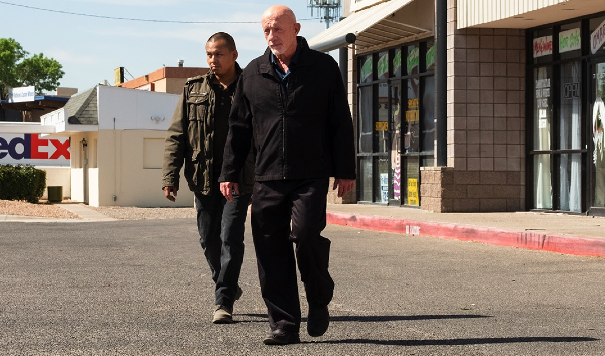 Jonathan Banks Talks Emmys With <em>LA Times</em>; <em>Collider</em> Endorses <em>Better Call Saul</em> Binge Watch