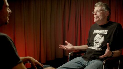 Stephen King Extended Interview