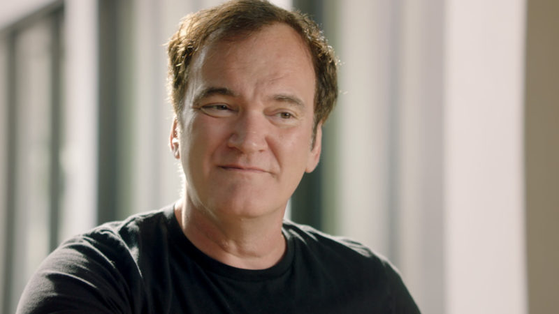 Quentin Tarantino Extended Interview