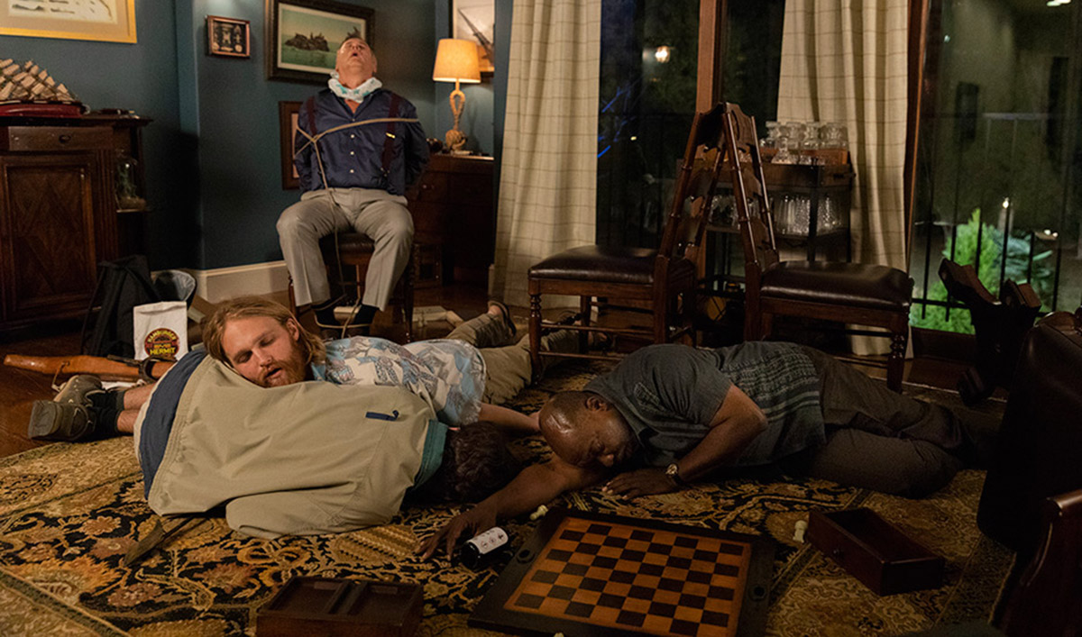 <em>NY Times</em> Calls <em>Lodge</em> One of Best; Wyatt Russell Impresses <em>TV Guide</em>