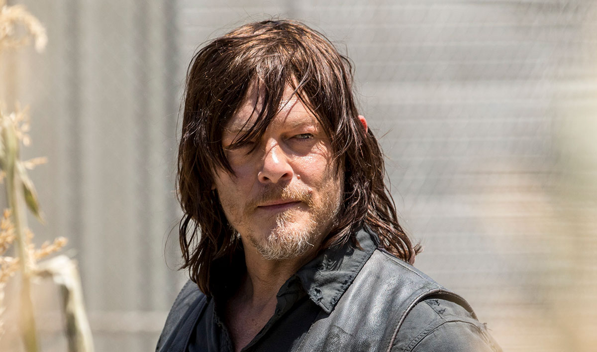 (SPOILERS) <em>The Walking Dead</em> Q&#038;A — Norman Reedus (Daryl)