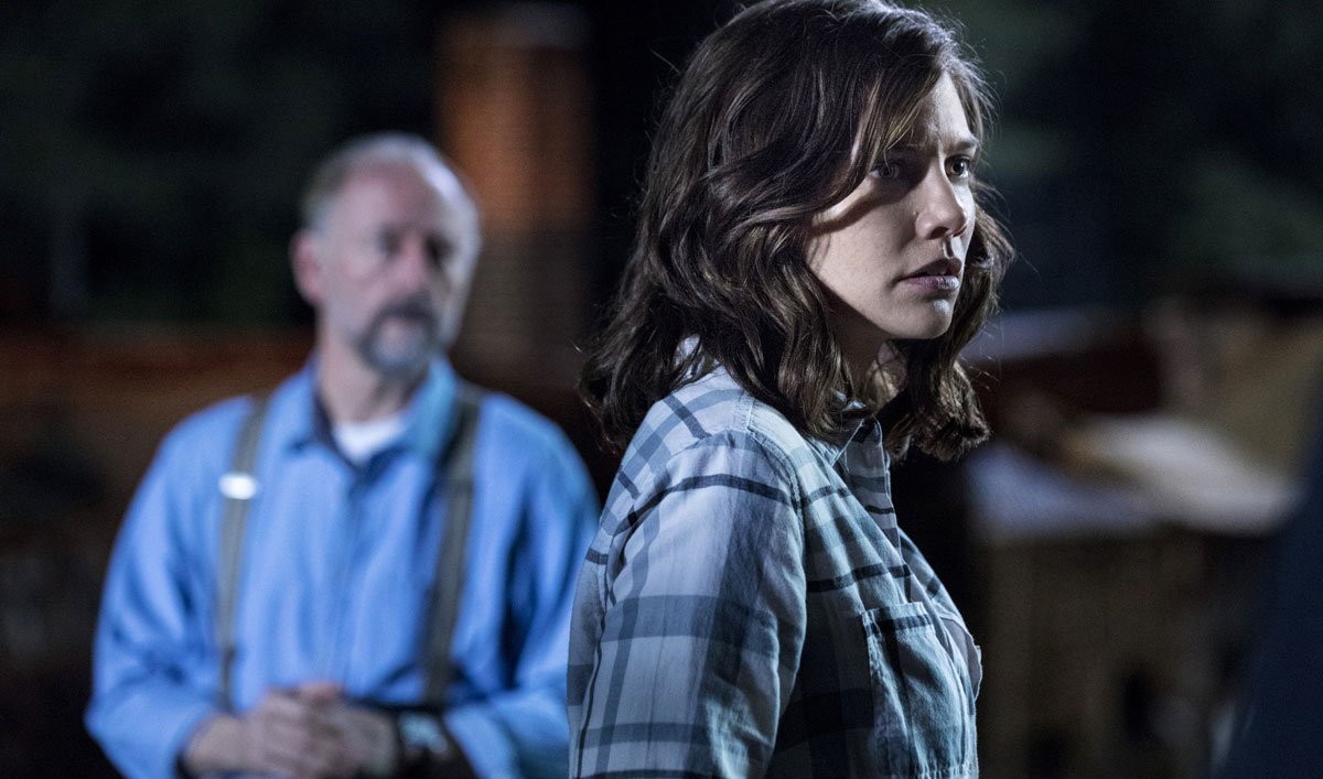 Maggie Punishes Gregory for His Betrayal in <em>The Walking Dead</em> Season Premiere