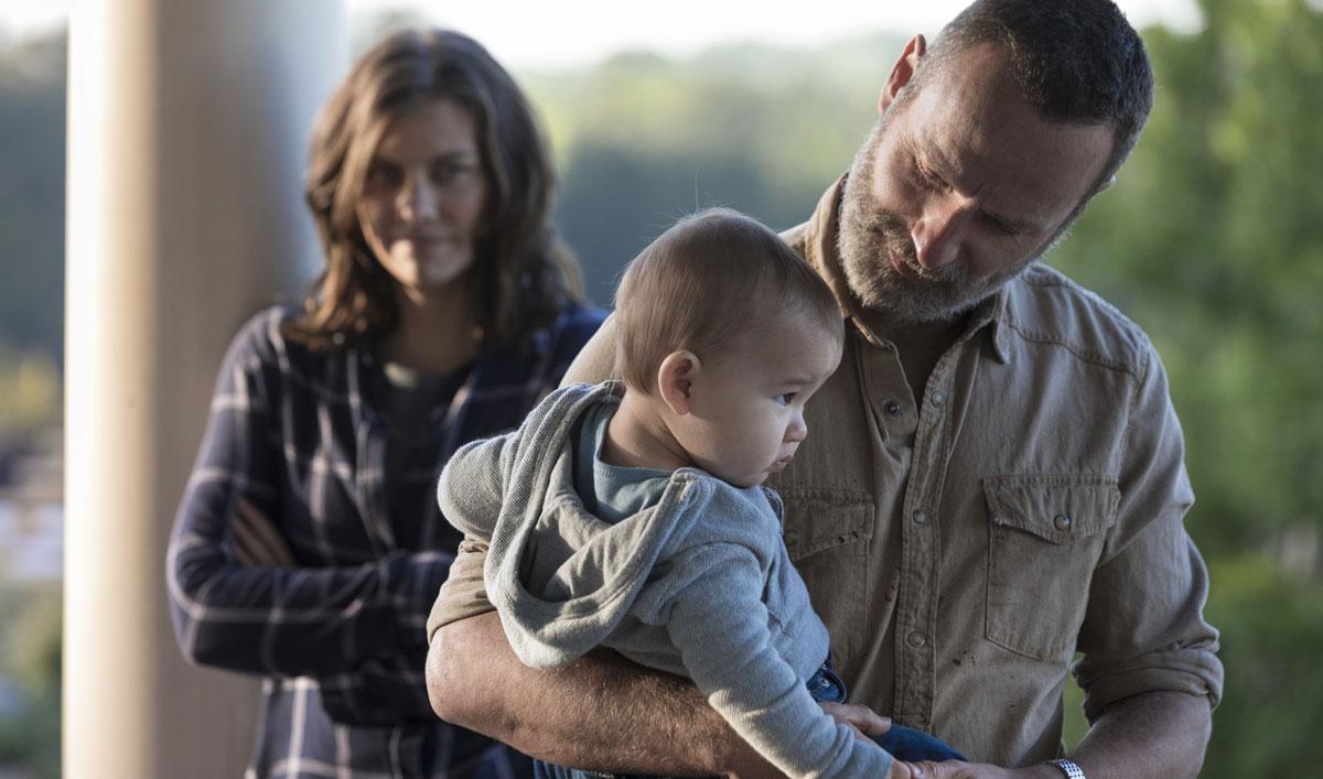 Inside <em>The Walking Dead</em> Season 9 Premiere — What Rick&#8217;s Hope for the Future Looks Like
