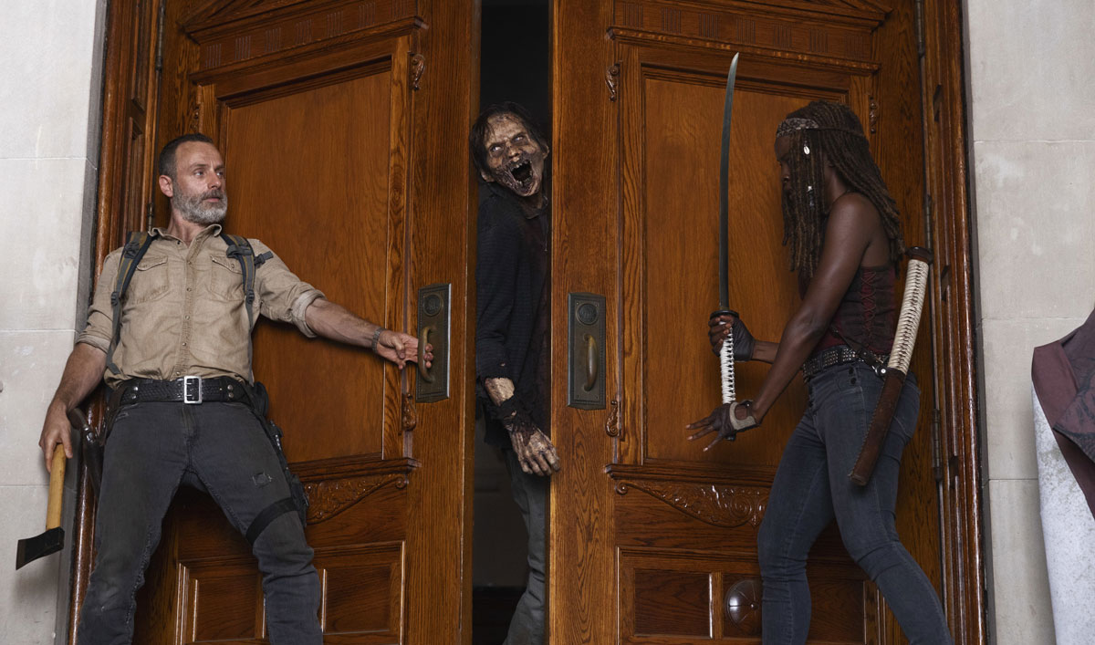 A New Beginning Is Here &#8212; Watch <em>The Walking Dead</em> Season 9 Premiere for Free