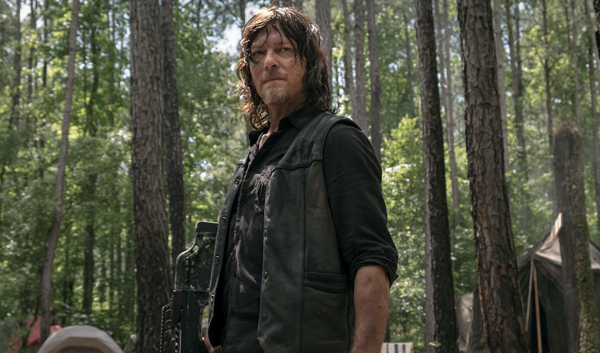 Inside <em>The Walking Dead</em> &#8212; Cast and Creators Look at the Cracks Forming in Rick's Plan