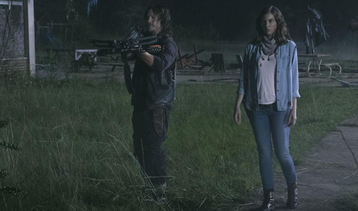 A Killer is Revealed in <em>The Walking Dead</em> Episode 3
