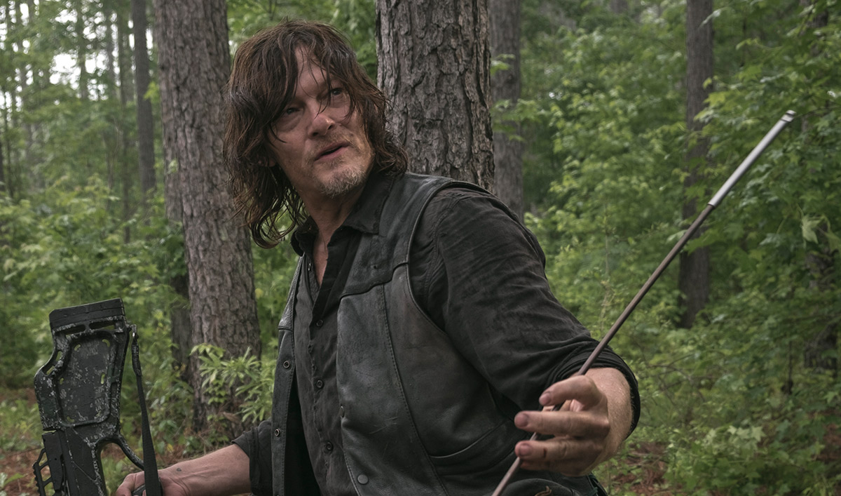 Angela Kang Teases What&#8217;s Next to <em>EW</em>; Norman Reedus Talks to <em>TheWrap</em>