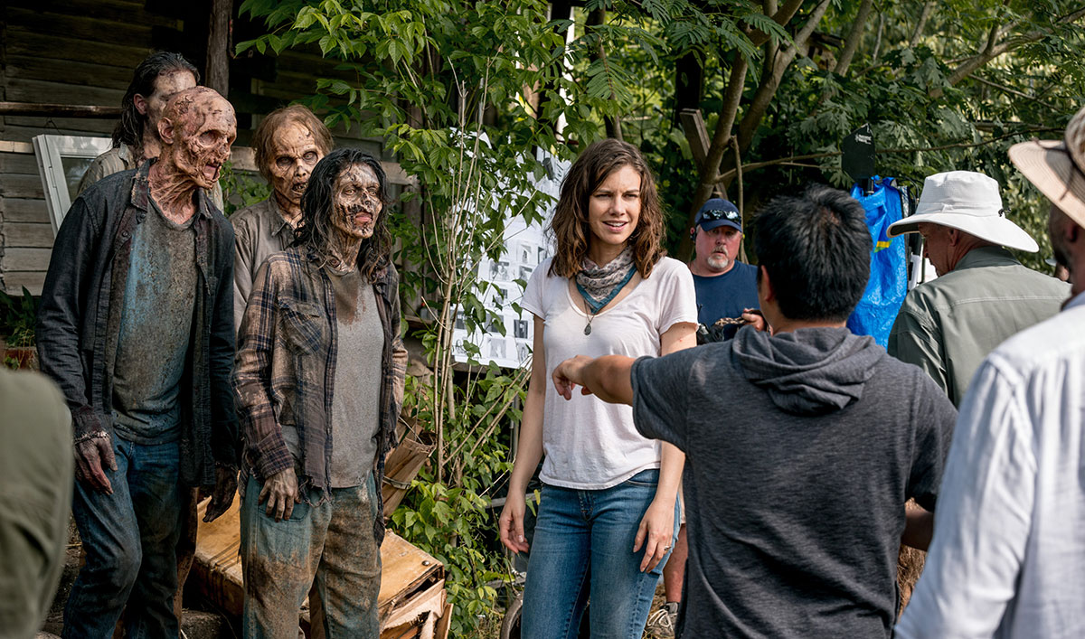 Go Behind the Scenes of All the Callbacks in This Week's Episode of <em>The Walking Dead</em>