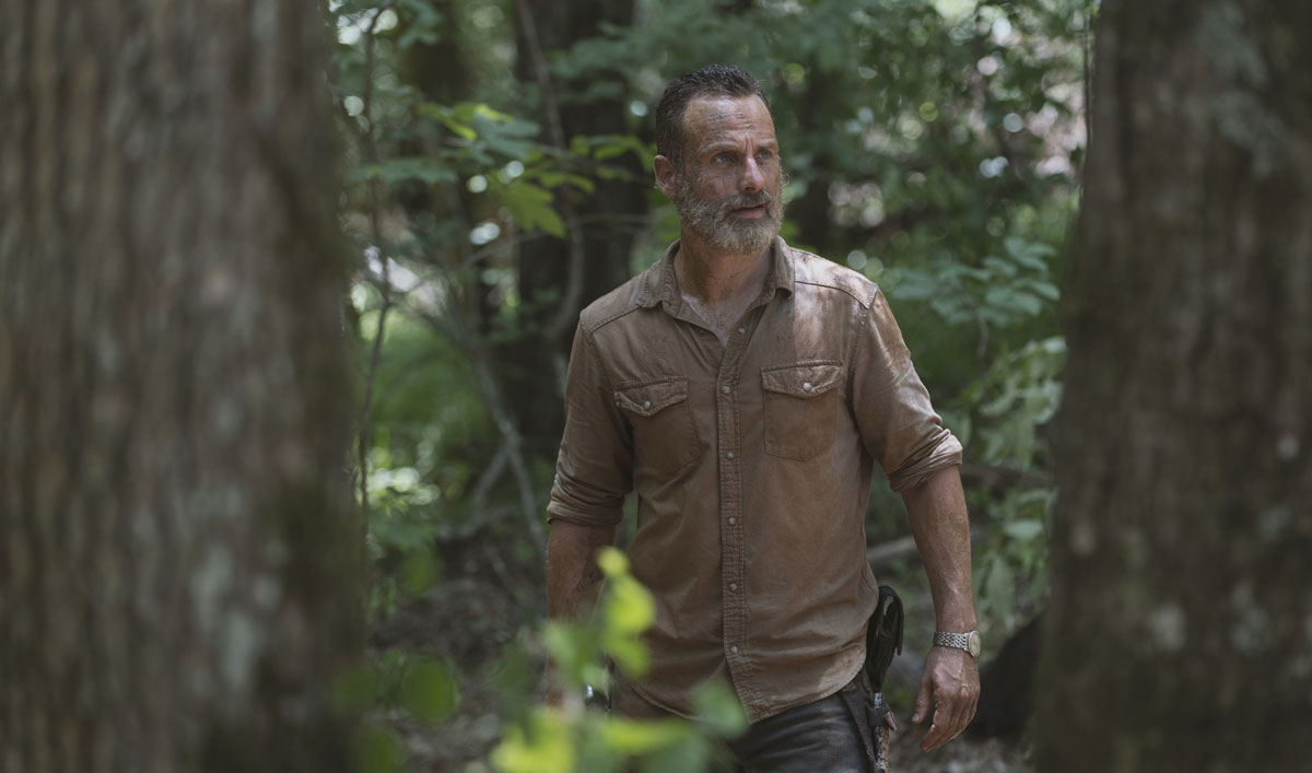 AMC Announces a Series of AMC Studios Original Films to Continue the Story of Rick Grimes