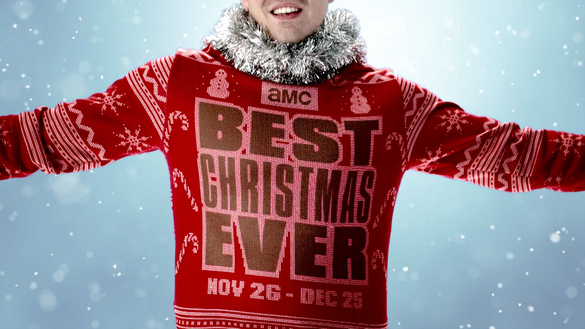 Amc Christmas Schedule 2020 AMC Best Christmas Ever Teaser