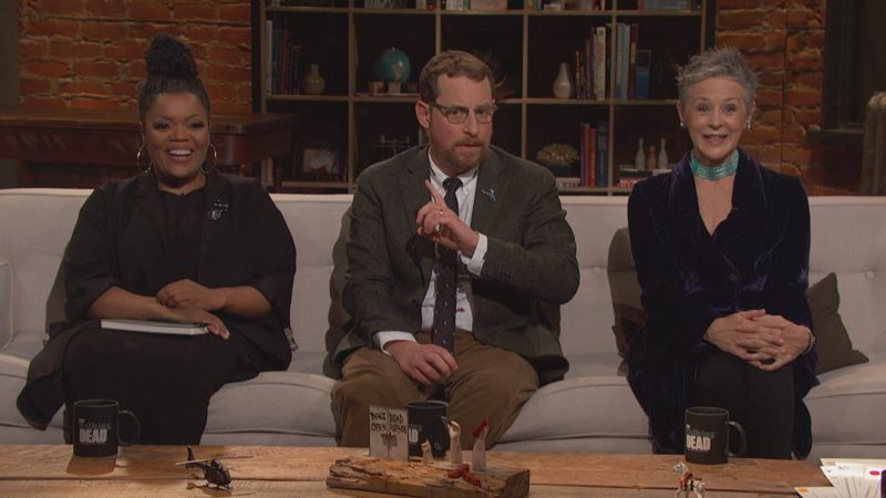 Talking Dead: Bonus Scene: Season 9, Episode 5