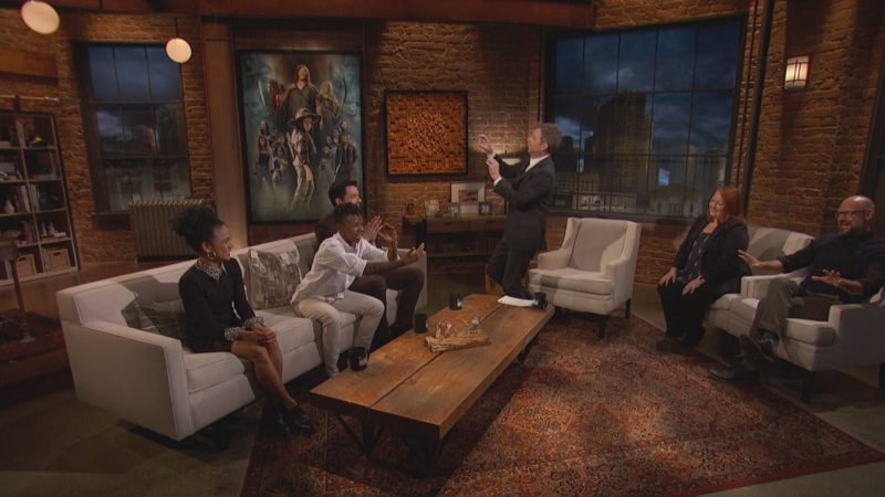 Bonus Scene: Talking Dead: Season 9, Episode 6