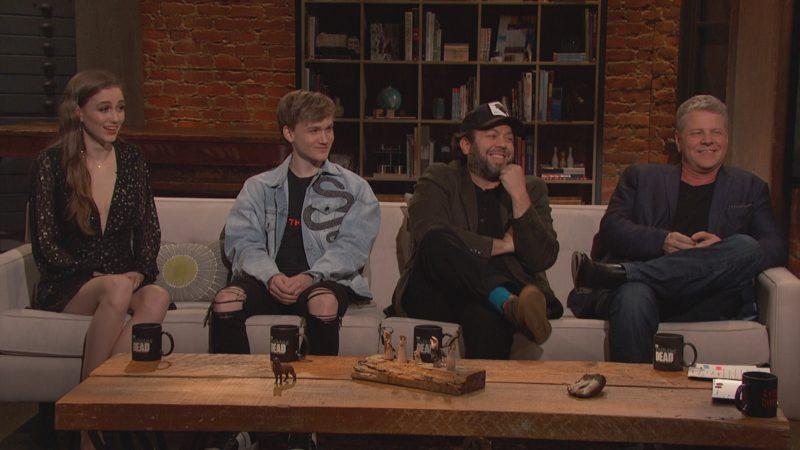 Talking Dead: Bonus Scene: Season 9, Episode 7