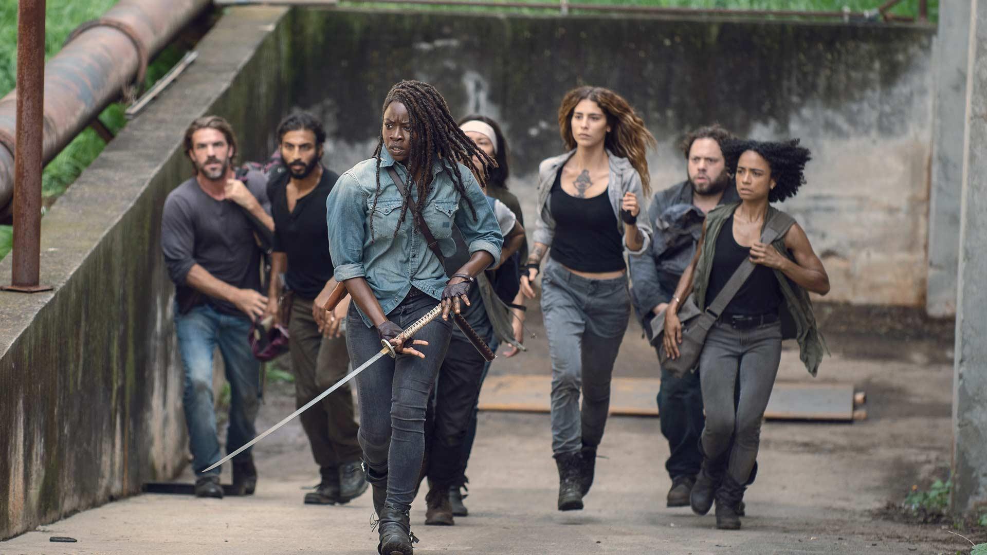 telecharger the walking dead saison 8 gratuit
