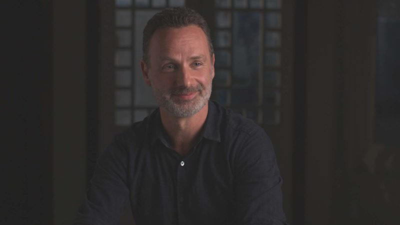 The Walking Dead: Andrew Lincoln's Final Episode Interview