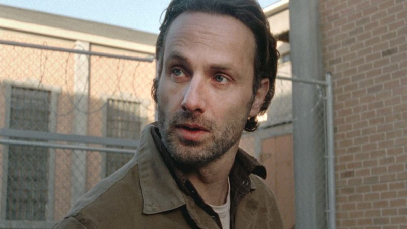 (SPOILERS) The Walking Dead: Rick's Farewell