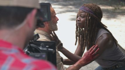 (SPOILERS) Making of The Walking Dead: Season 9, Episode 5