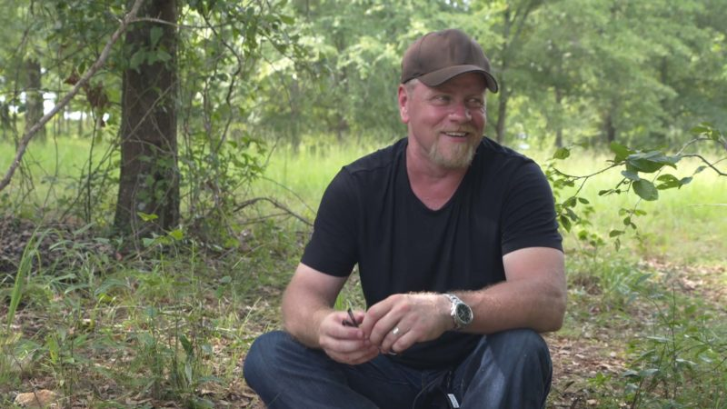 The Walking Dead: On Set with Michael Cudlitz