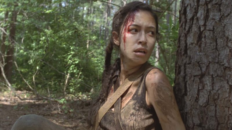 The Walking Dead: The Opening Minutes of the Season 9, Episode 7