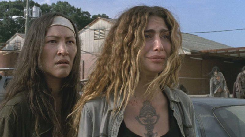 (SPOILERS) The Walking Dead Talked About Scene: Season 9, Episode 7