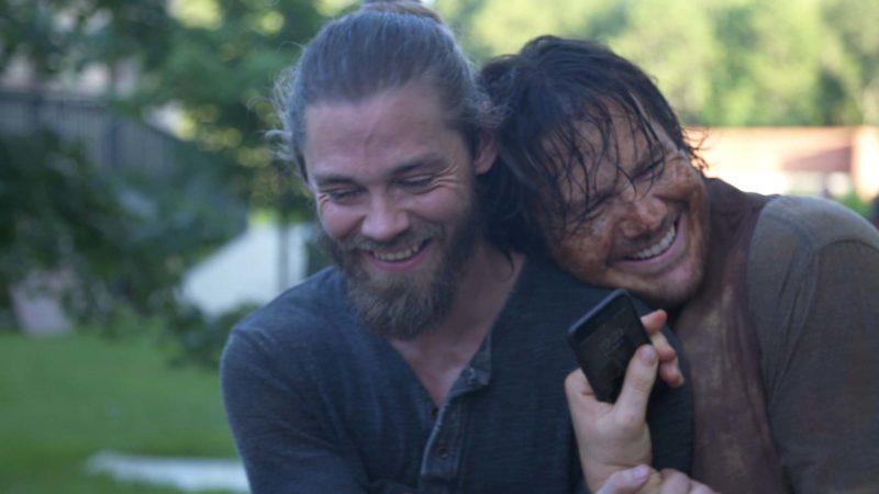 (SPOILERS) Making of The Walking Dead: Season 9, Episode 8