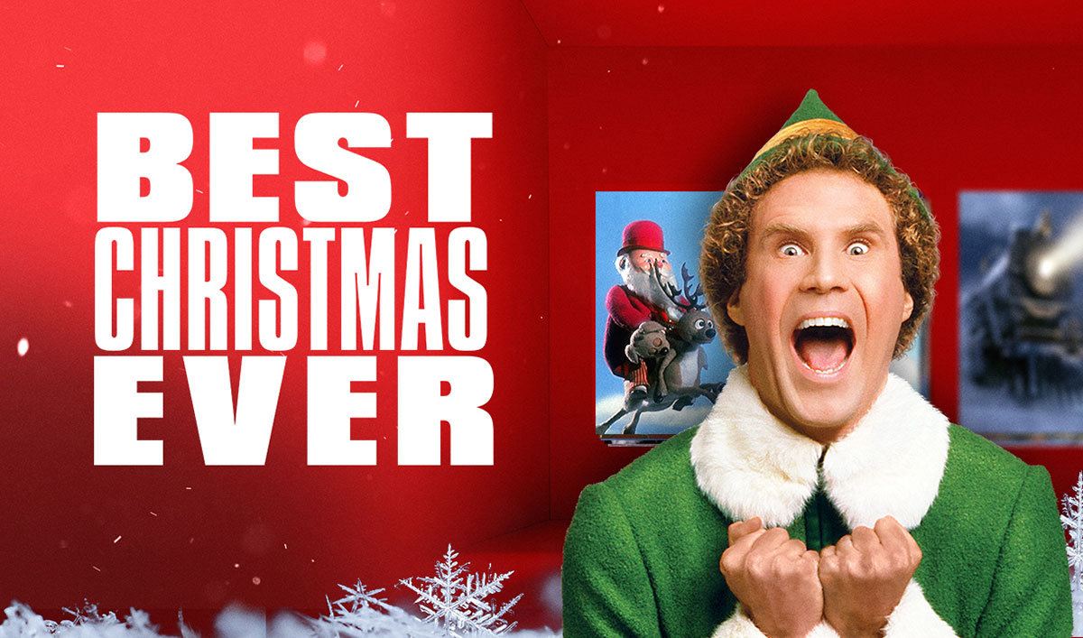 "Celebrate the Holiday Season With ""AMC Best Christmas Ever"" All Month Long"